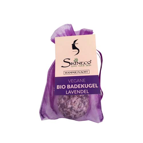 Bio Badebombe Lavendel