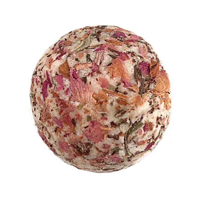 Badekugel Rosenblüte