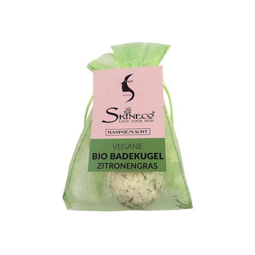 Badekugel Lemongrass