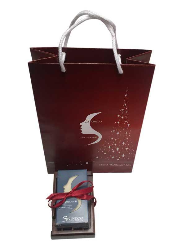 Weihnachtsgeschenk Seife