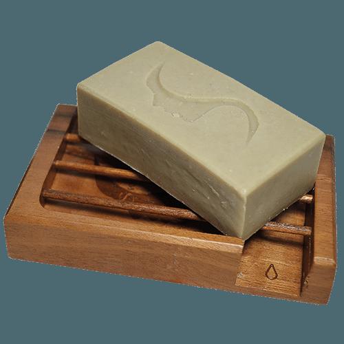 Ziegenmilchseife-mit-grüner-Mineralerde-4